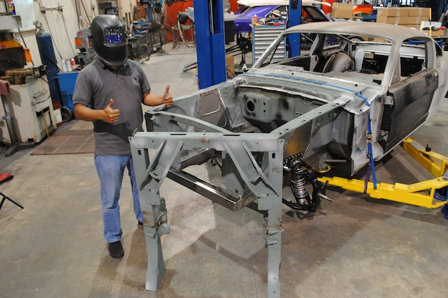 Mustang Subframe Total Control Products