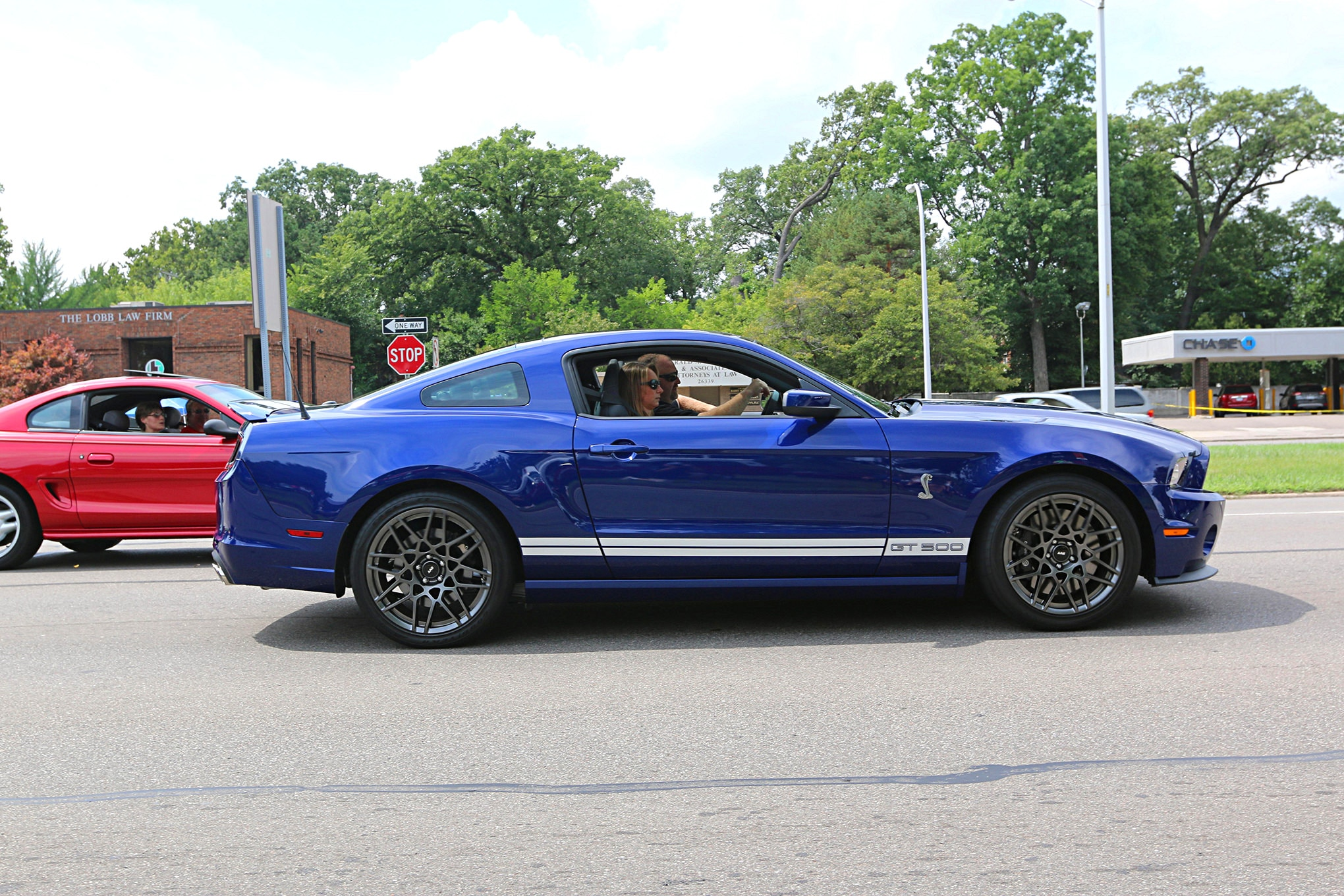 2016 Woodward Dream Cruise Mustangs 131