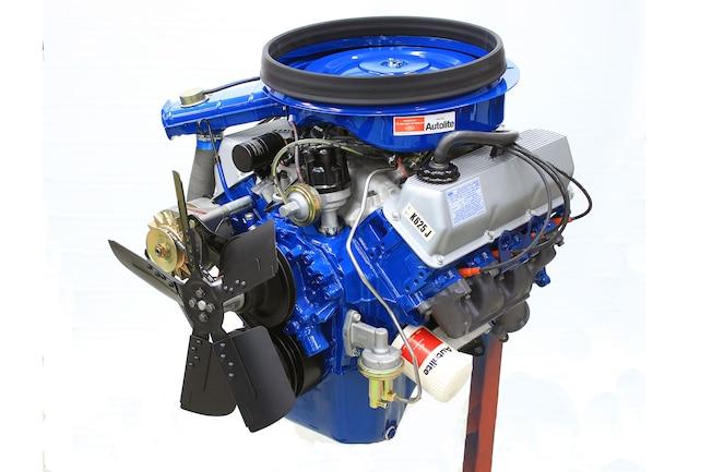 1971 Boss 351 Engine