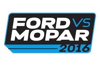 2016 Ford Vs Mopar Series 041 Logo