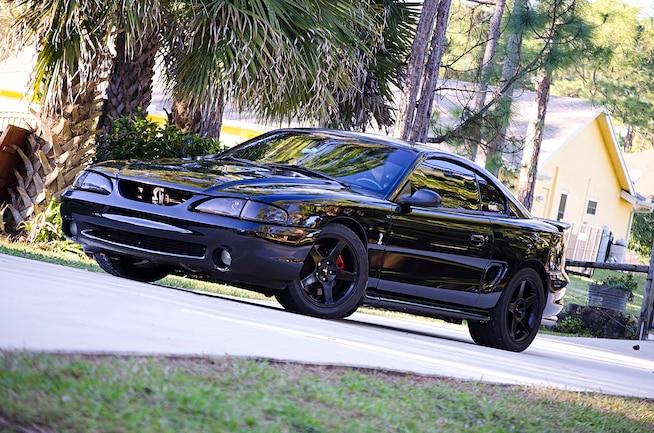 1997 Ford Mustang Cobra Danielle Long 001