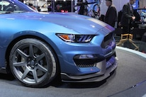 Ford Mustang Shelby Gt350 Vs Gt500 Front Panel