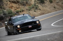 Ford Mustang Shelby Gt350 Vs Gt500 Black