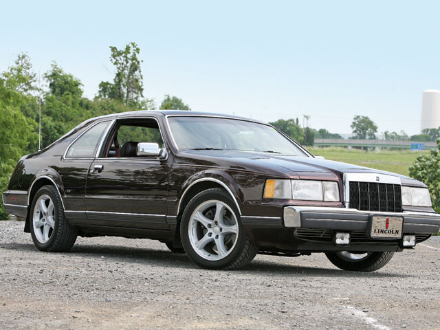 Mdmp 0811 01 Z 1988 Lincoln Mk Front Angle