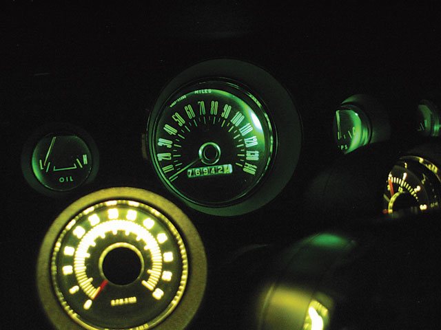 Mdmp 0812 01 Z Led Light Gauge Gauges