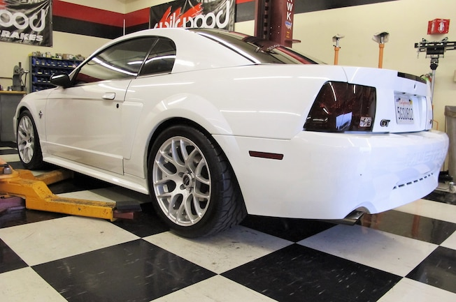 01 Wilwood Big Brake Upgrade Superlite 6r 1999 Mustang Gt