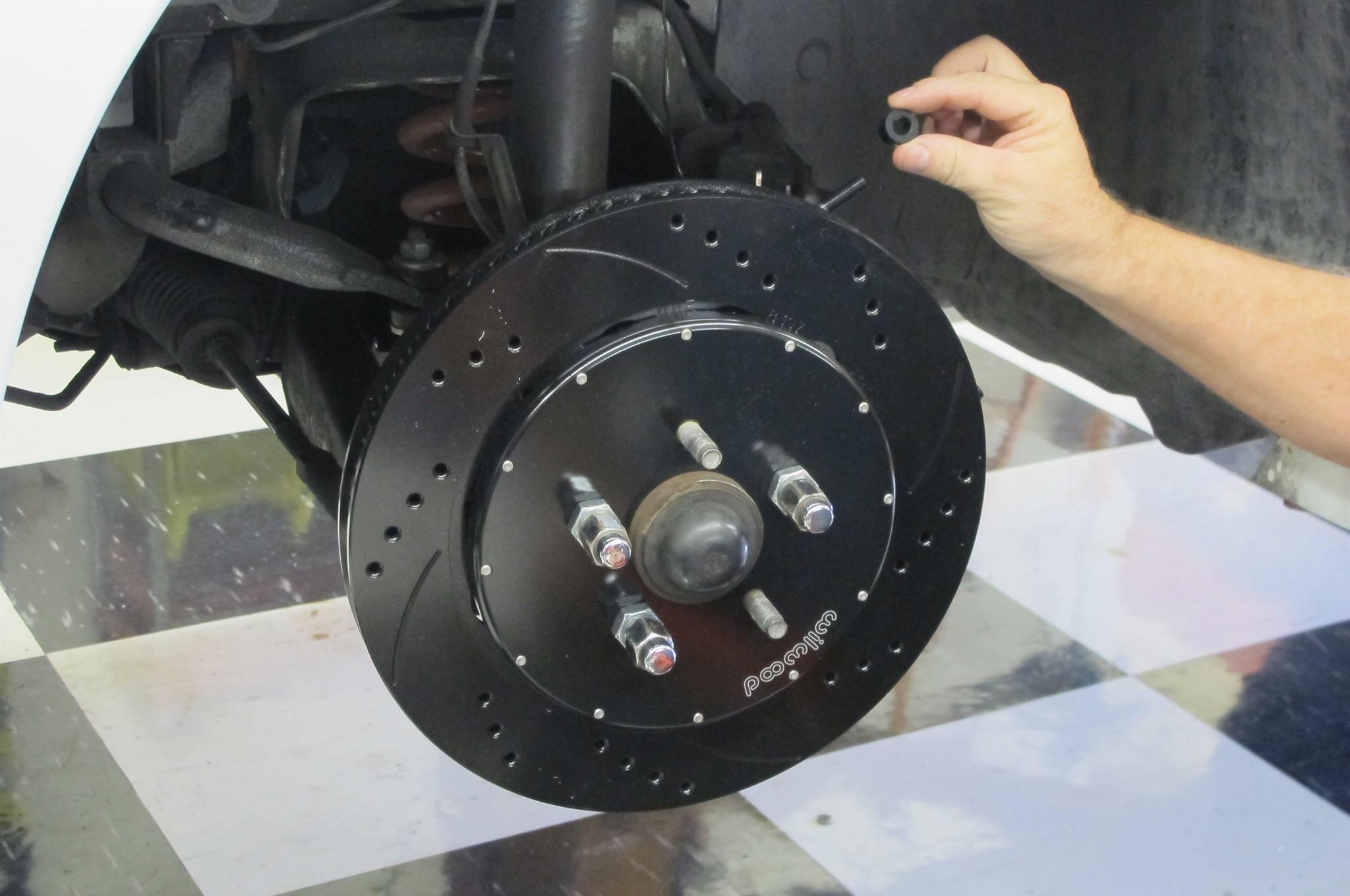 09 Wilwood Big Brake Upgrade Superlite 6r Hub Caliper