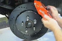 11 Wilwood Big Brake Upgrade Superlite 6r Shims