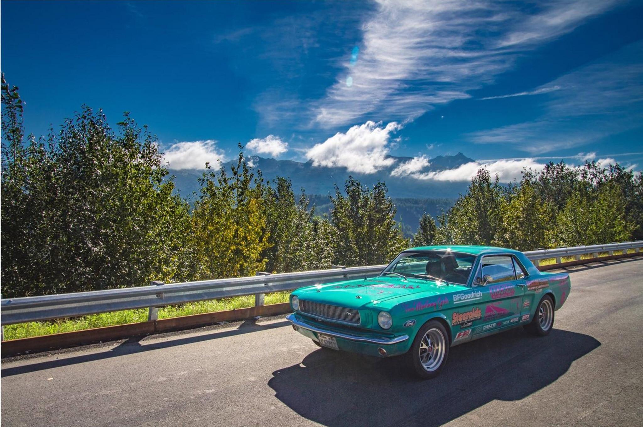 1965 Ford Mustang 2016 Drive Alaska Project Road Warrior 07