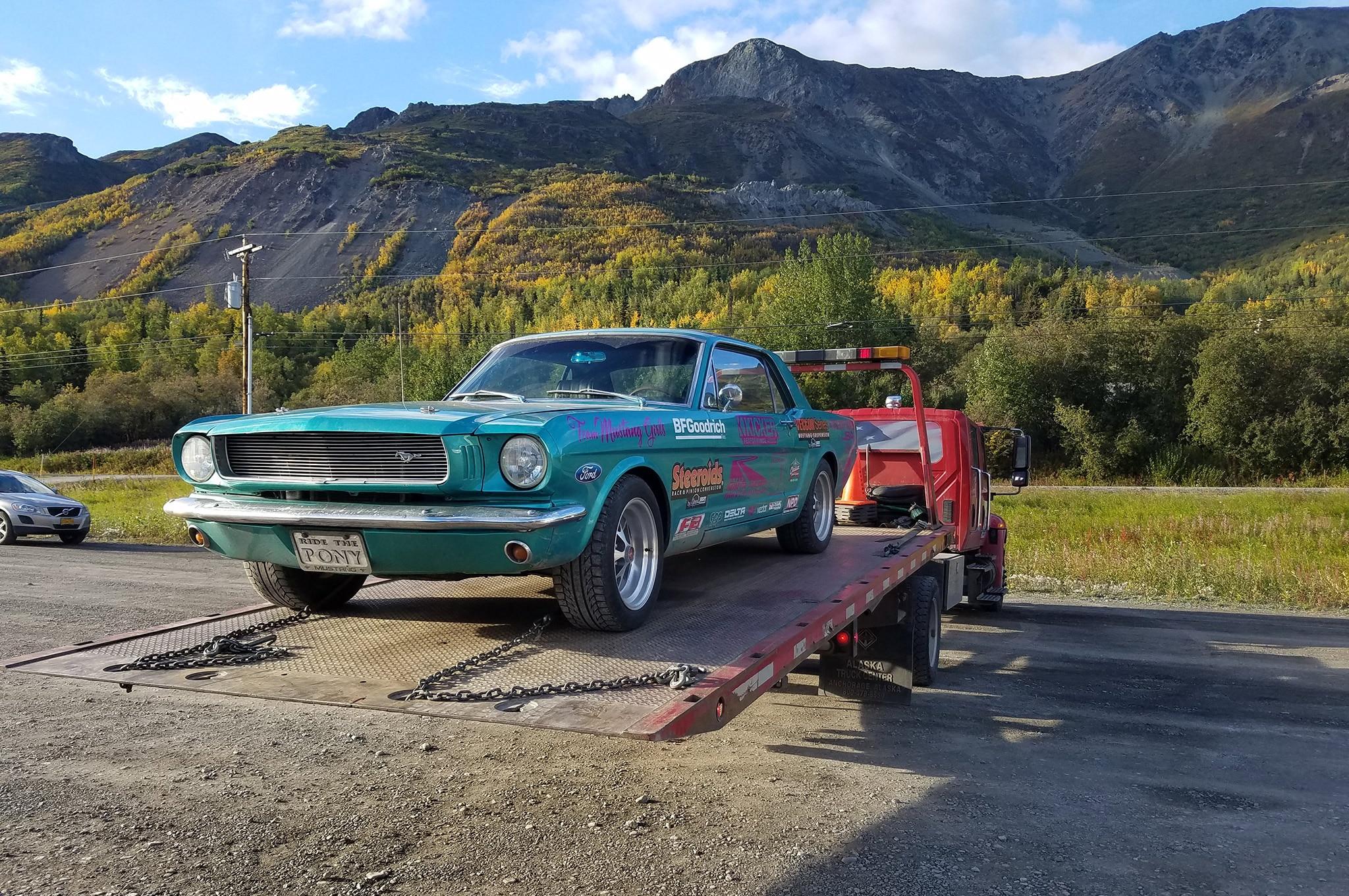 1965 Ford Mustang 2016 Drive Alaska Project Road Warrior 02