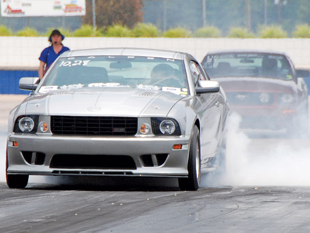 10Th Annual Ffw Saleen Mustang