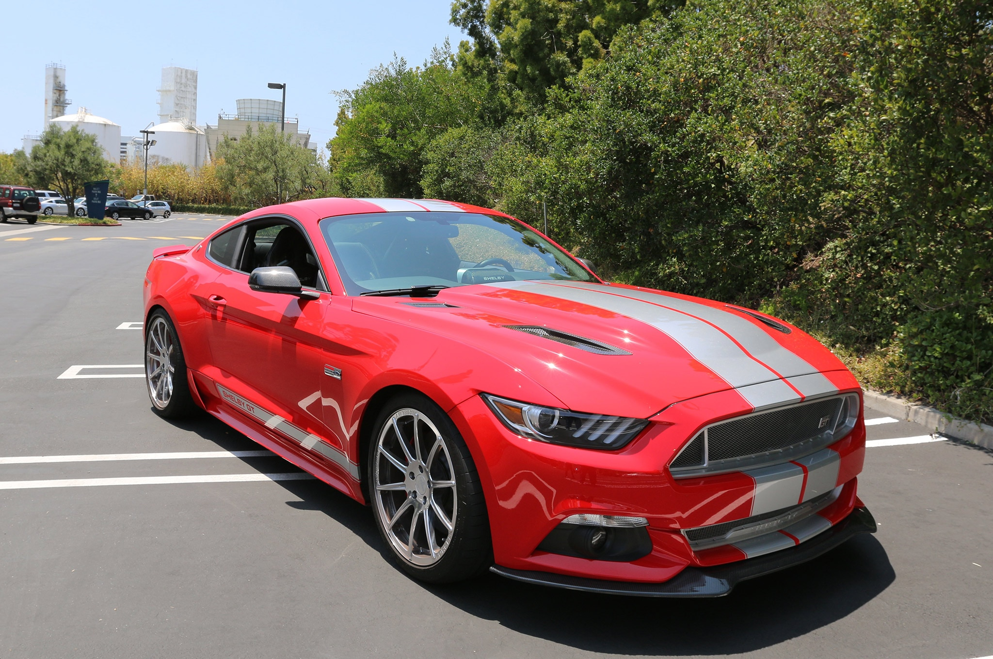 2015 Shelby GT Mustang 1 Front Three Quarter