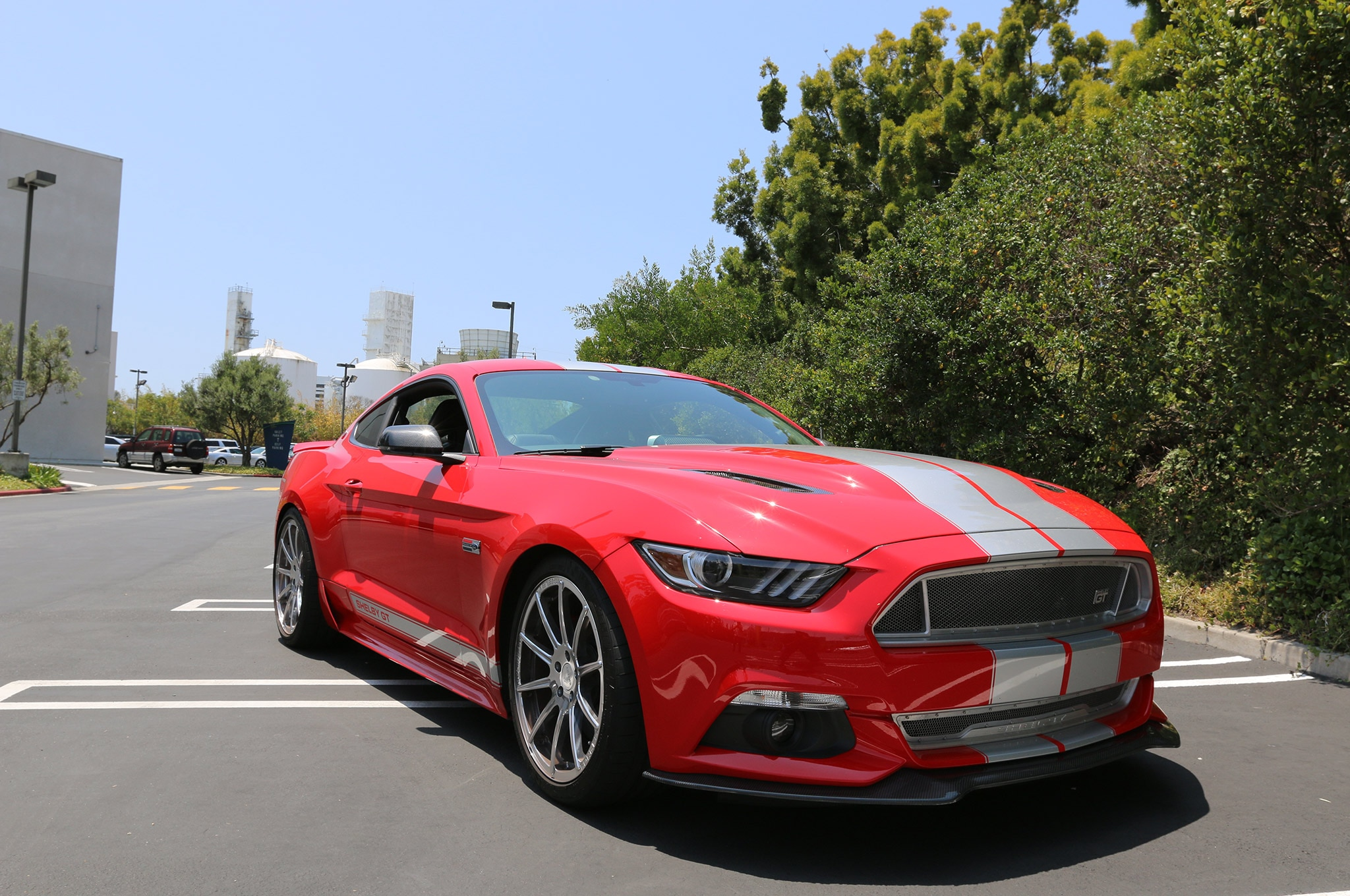 2015 Shelby GT Mustang 6