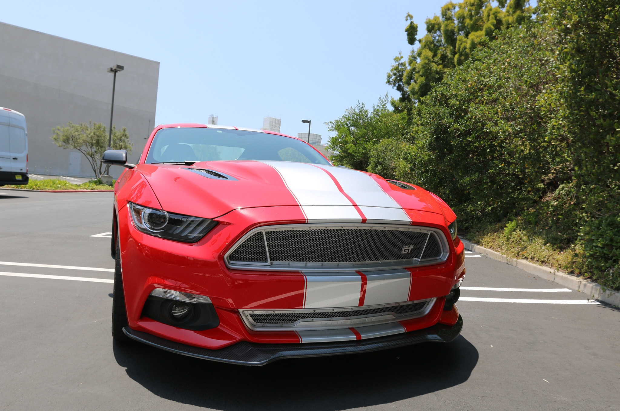 2015 Shelby GT Mustang 10 Front