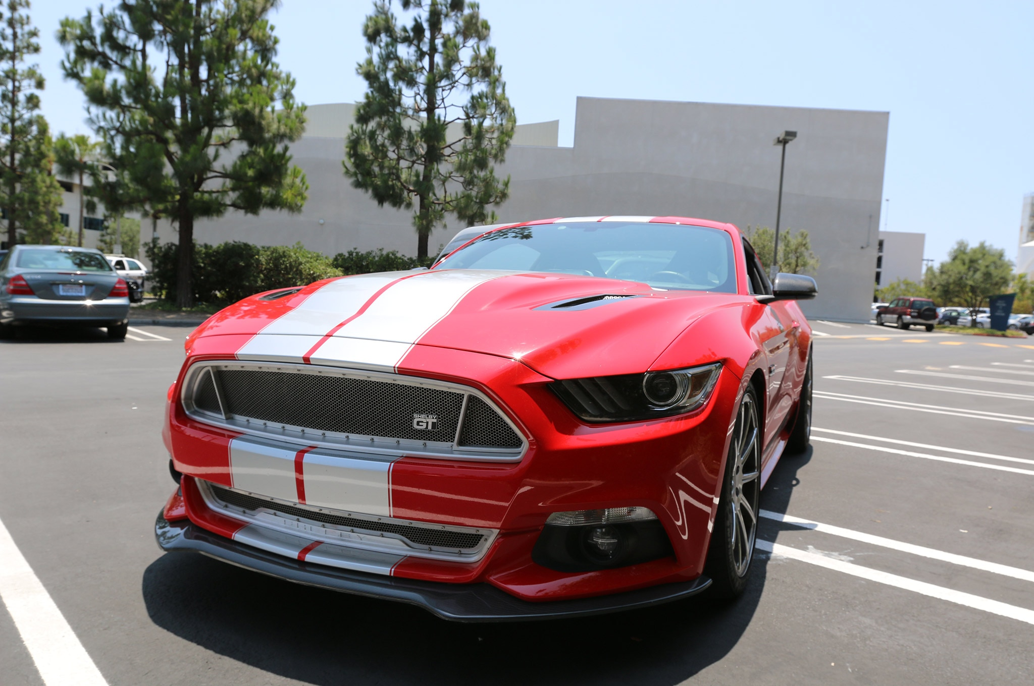 2015 Shelby GT Mustang 11