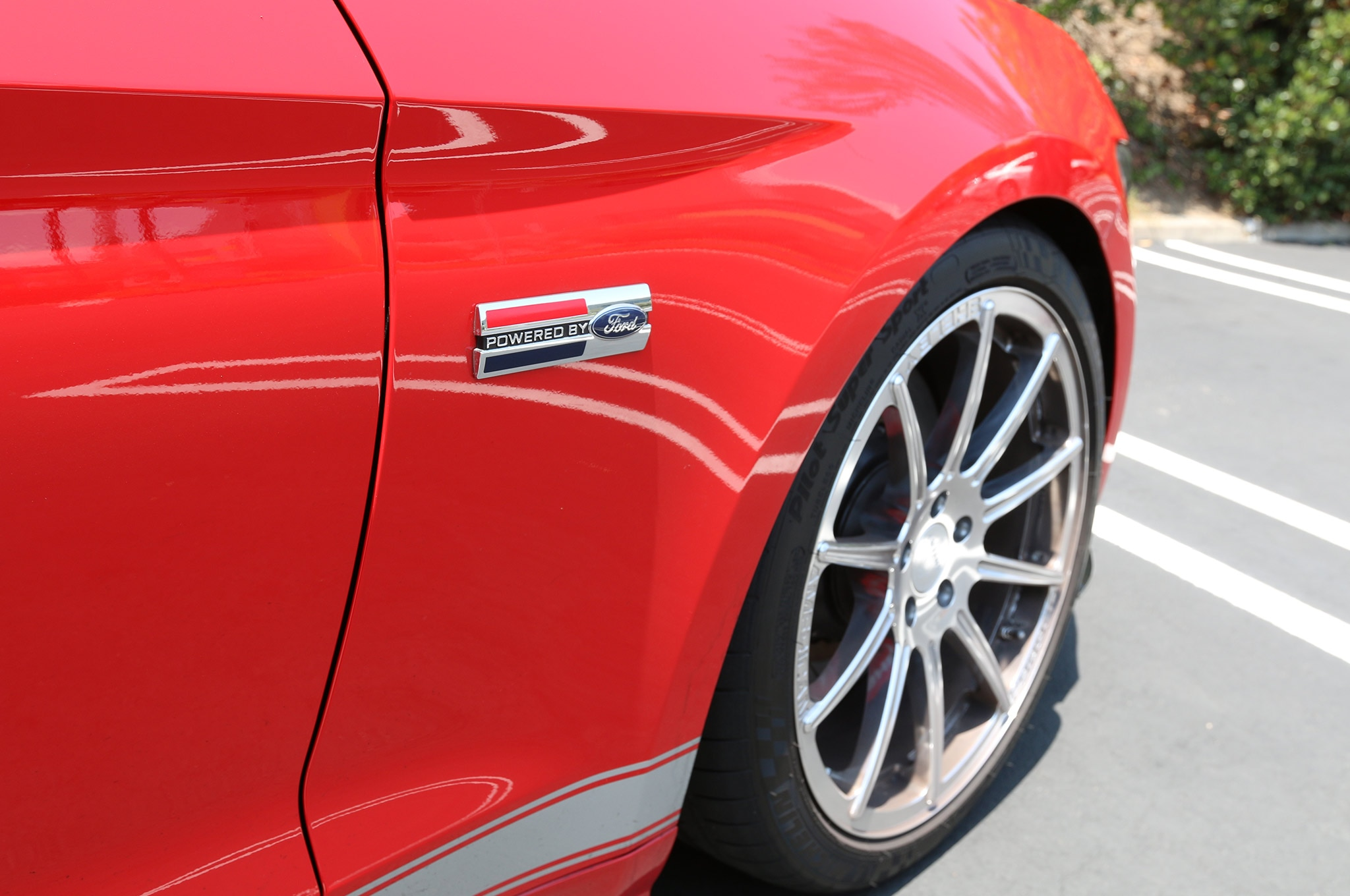 2015 Shelby GT Mustang 18 Weld Racing Shelby Forged Aluminum 20 Inch Wheel
