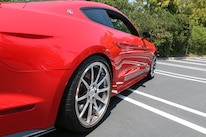 2015 Shelby GT Mustang 21 Quarter Panel
