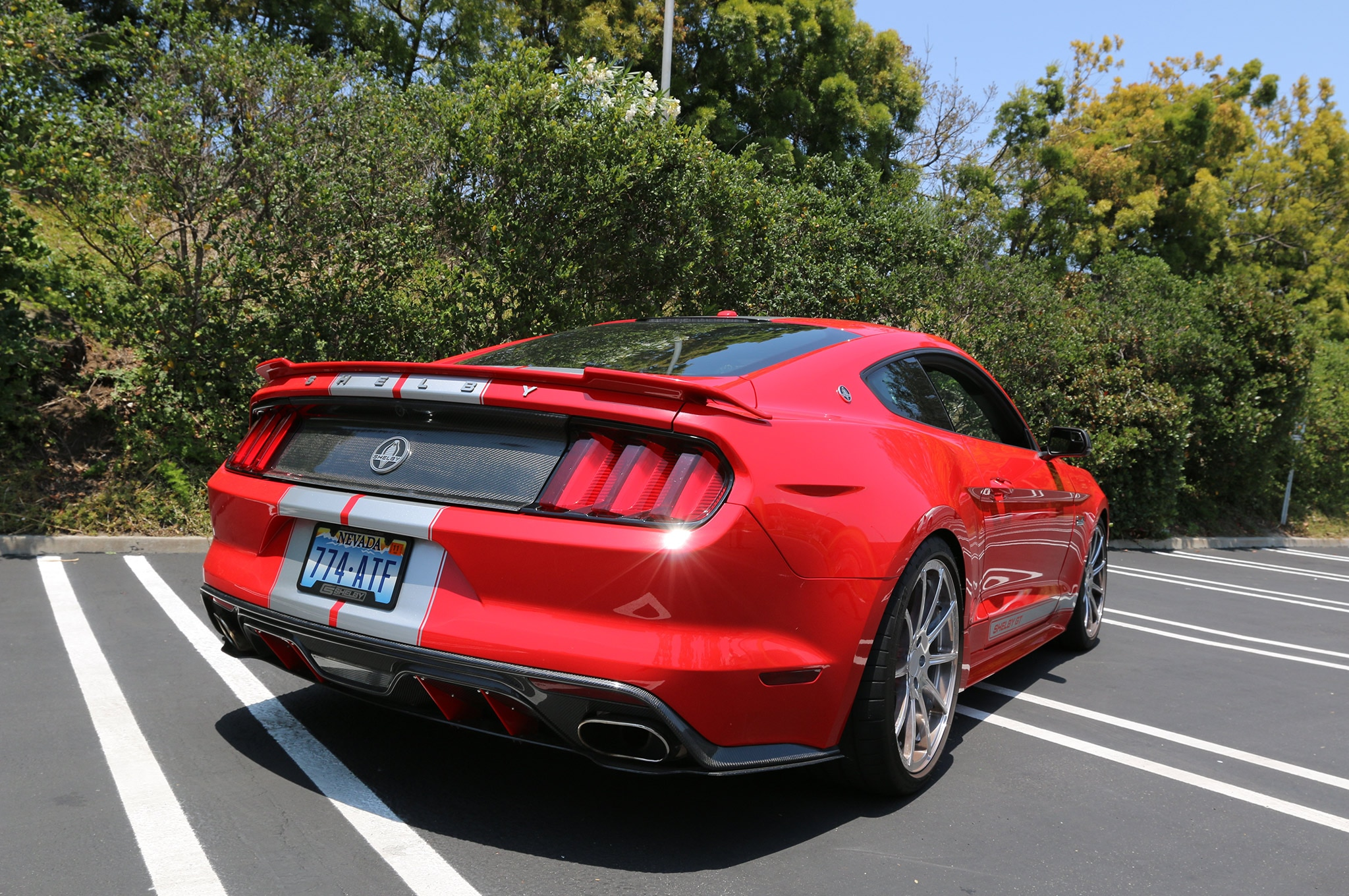 2015 Shelby GT Mustang 23