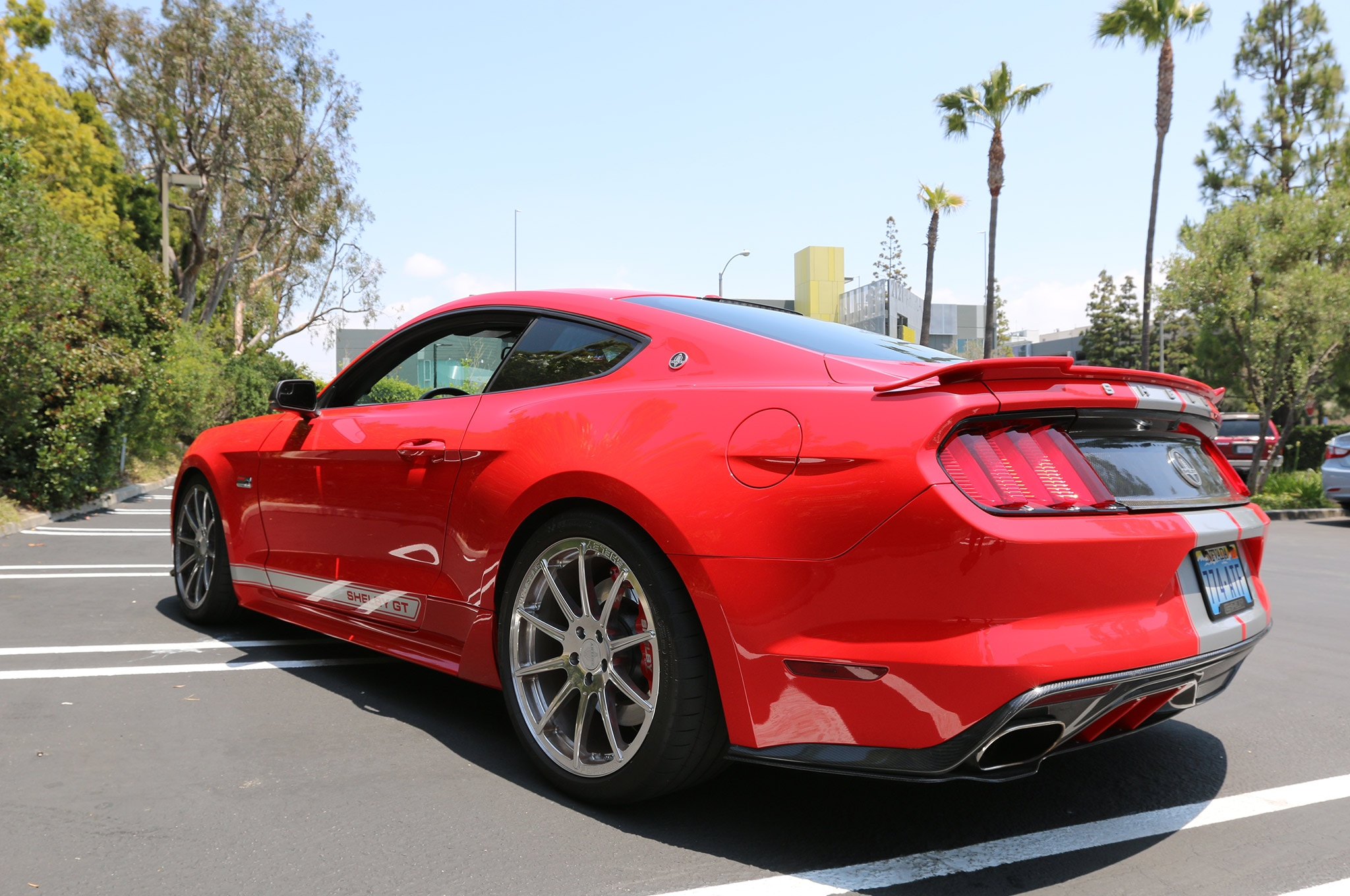 2015 Shelby GT Mustang 25