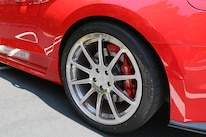 2015 Shelby GT Mustang 29 Wilwood 4 Piston Calipers