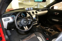 2015 Shelby GT Mustang 51 Dash