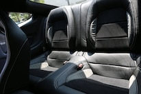 2015 Shelby GT Mustang 43 Back Seat