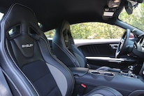 2015 Shelby GT Mustang 44 Recaro Leather Seats