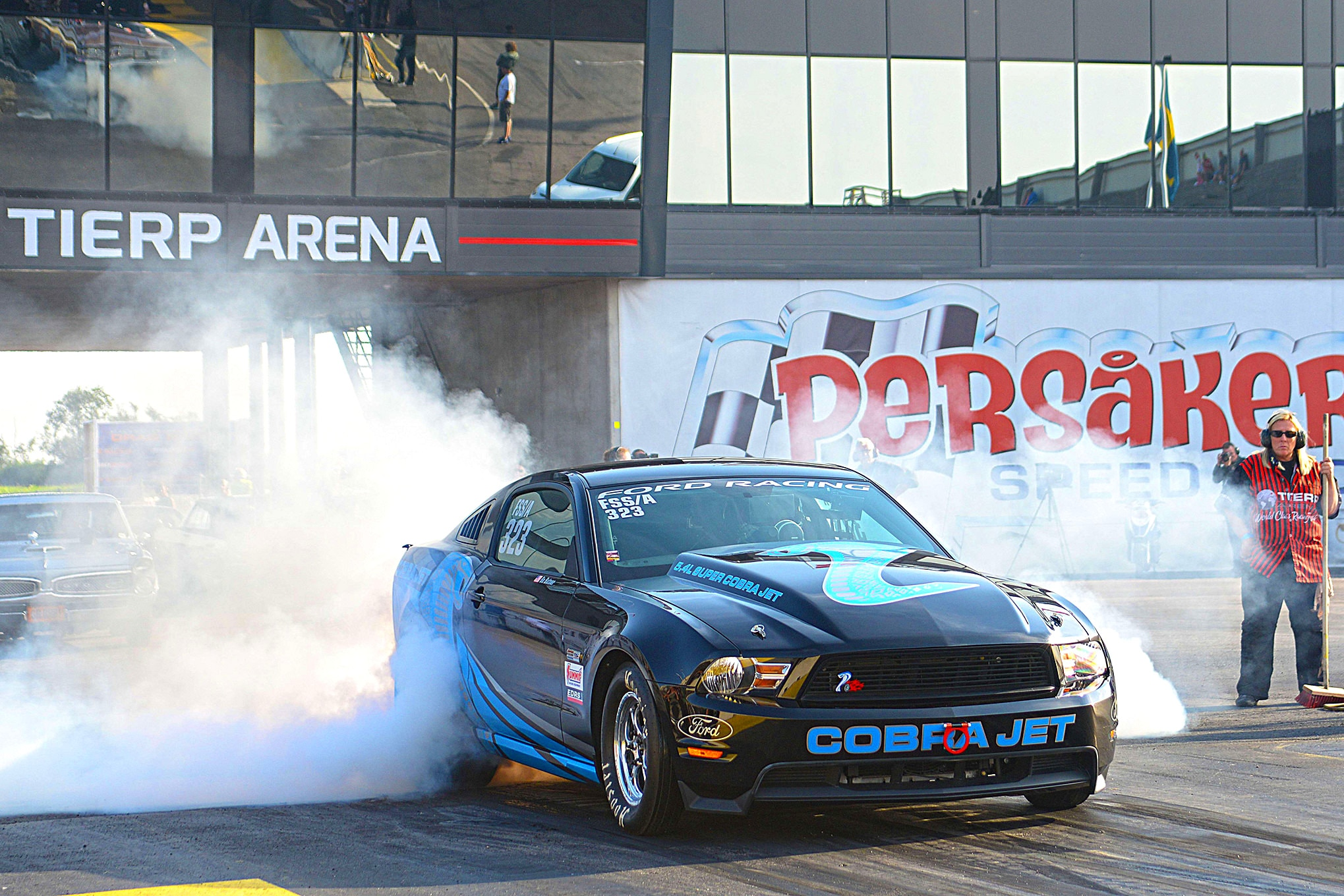 2012 Cobra Jet Ford Racing At Tierp In Sweden 01
