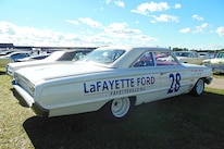 Ford Racing At Tierp In Sweden 59