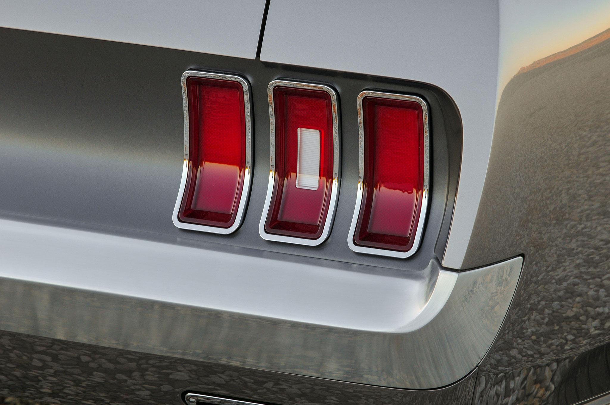 1965 ford mustang taillights