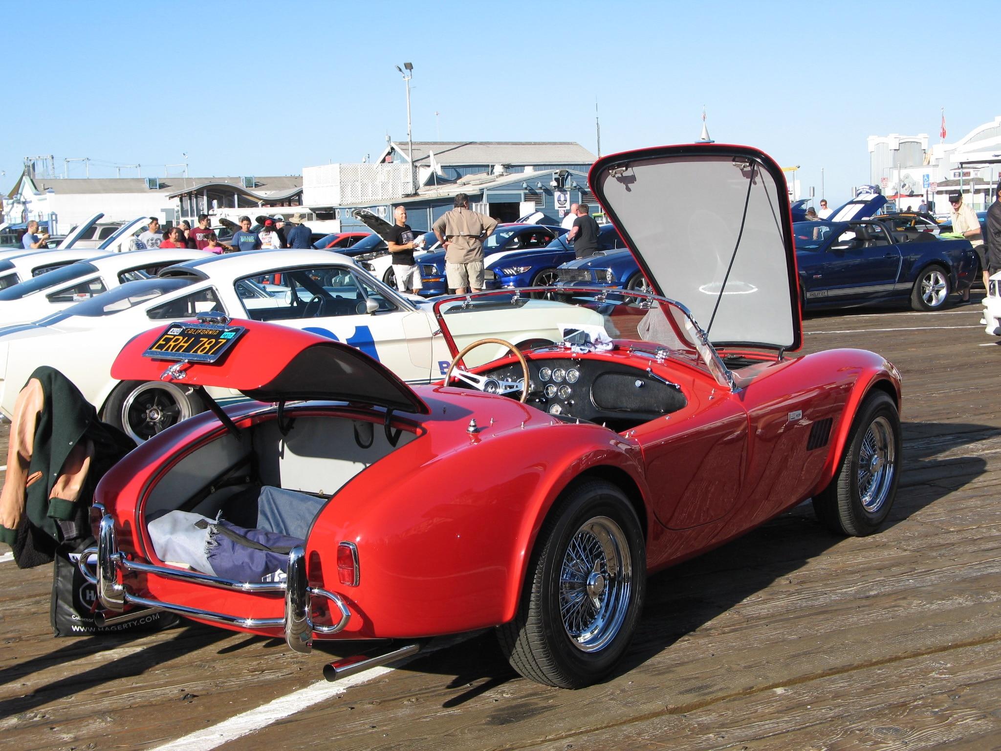 2016 Shelbys On Santa Monica Pier Lasaac 32