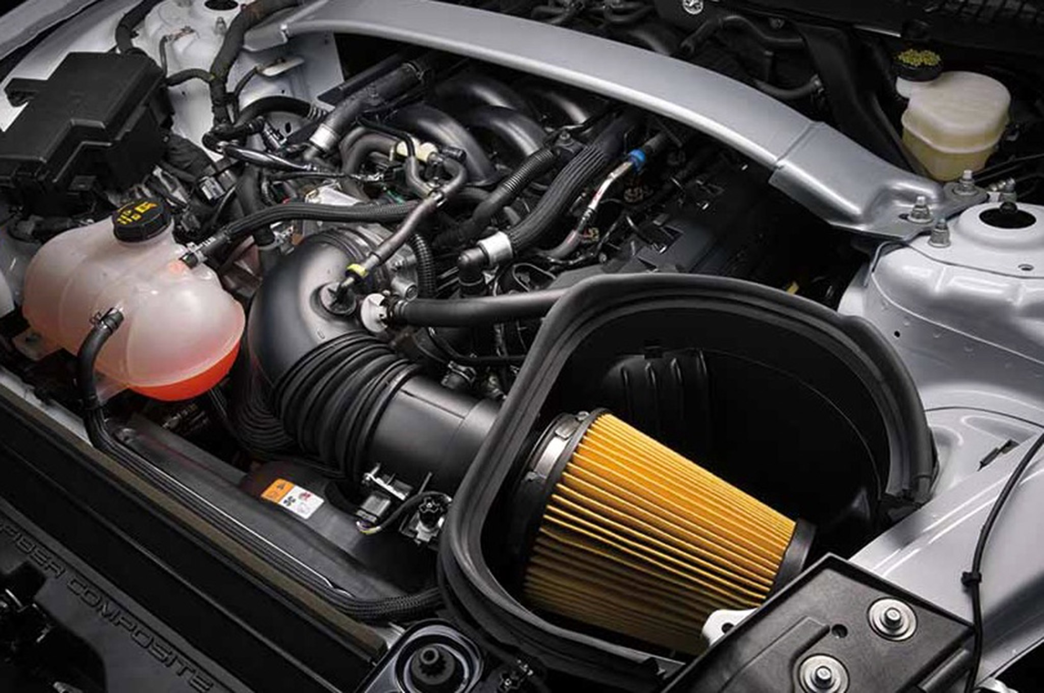 2015 Ford Shelby Gt350 Horsepower Engine