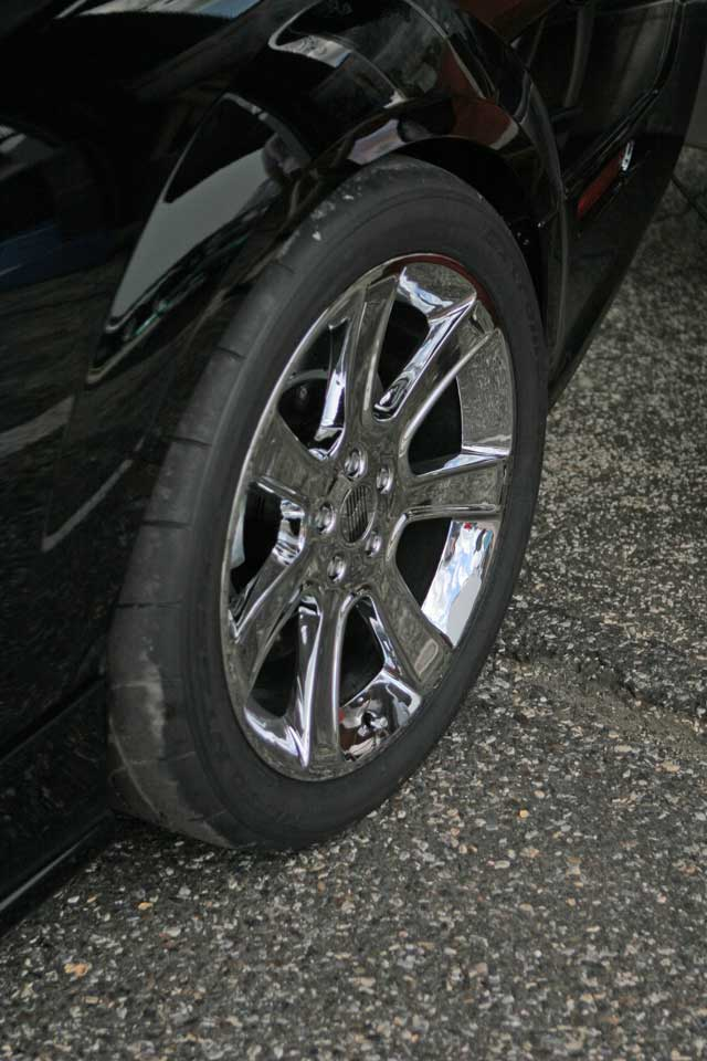 Mmfp 081218 03 Z Nitto NT555R 20 Inch Drag Radial Tire Test
