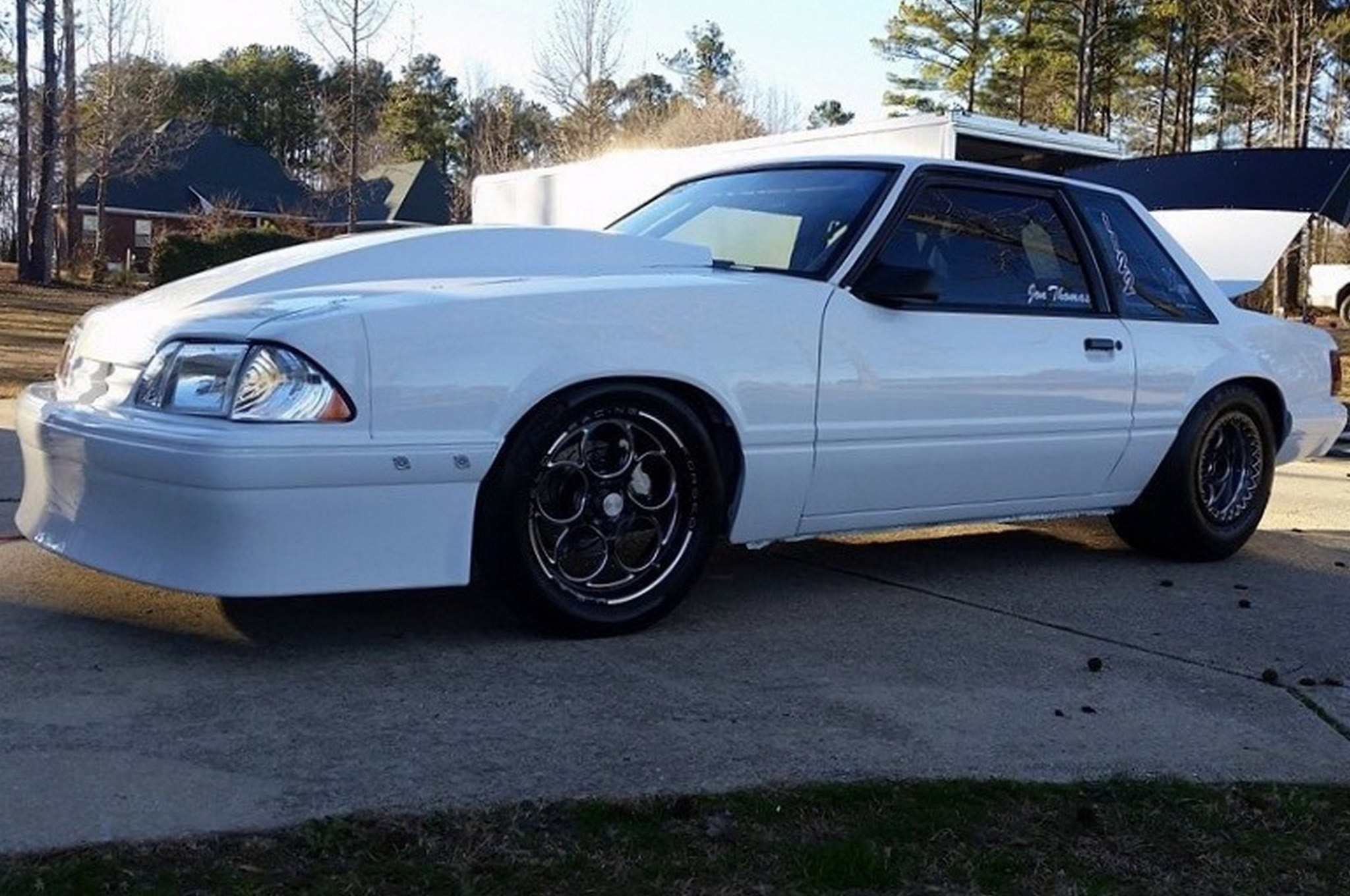 1991 Jon Thomas X275 Coupe