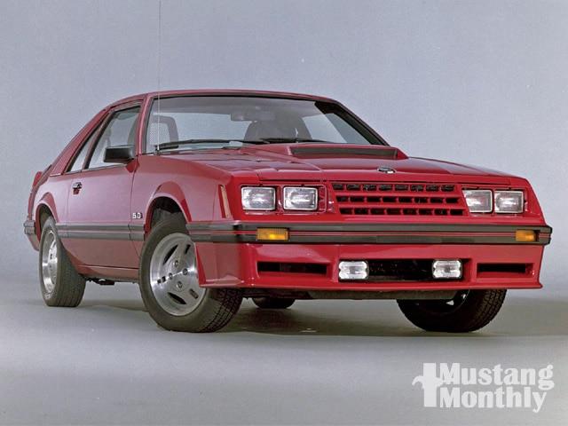 Mump 0812 06 Z Fox Body Bargains 1982 Mustang Gt