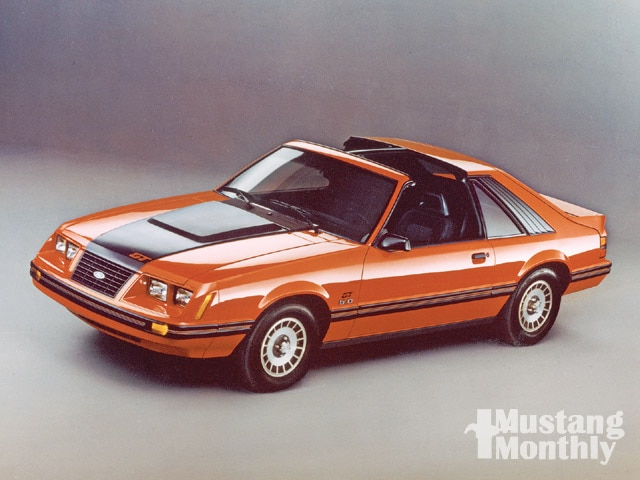 Mump 0812 08 Z Fox Body Bargains 1983 Mustang Gt