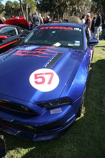 2015 Silver Springs Ford Mustang Roundup 34
