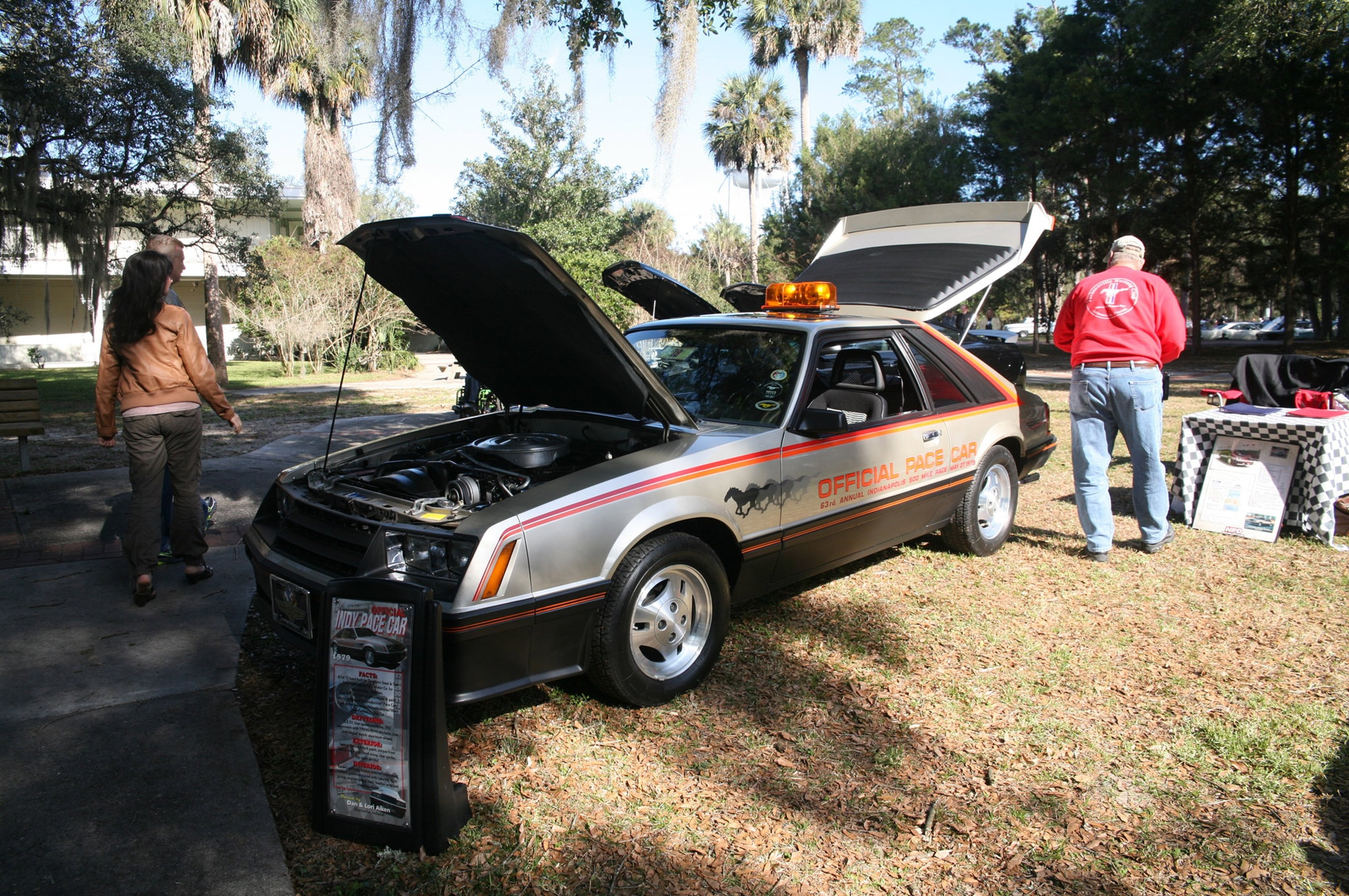 2015 Silver Springs Ford Mustang Roundup Ocala 05