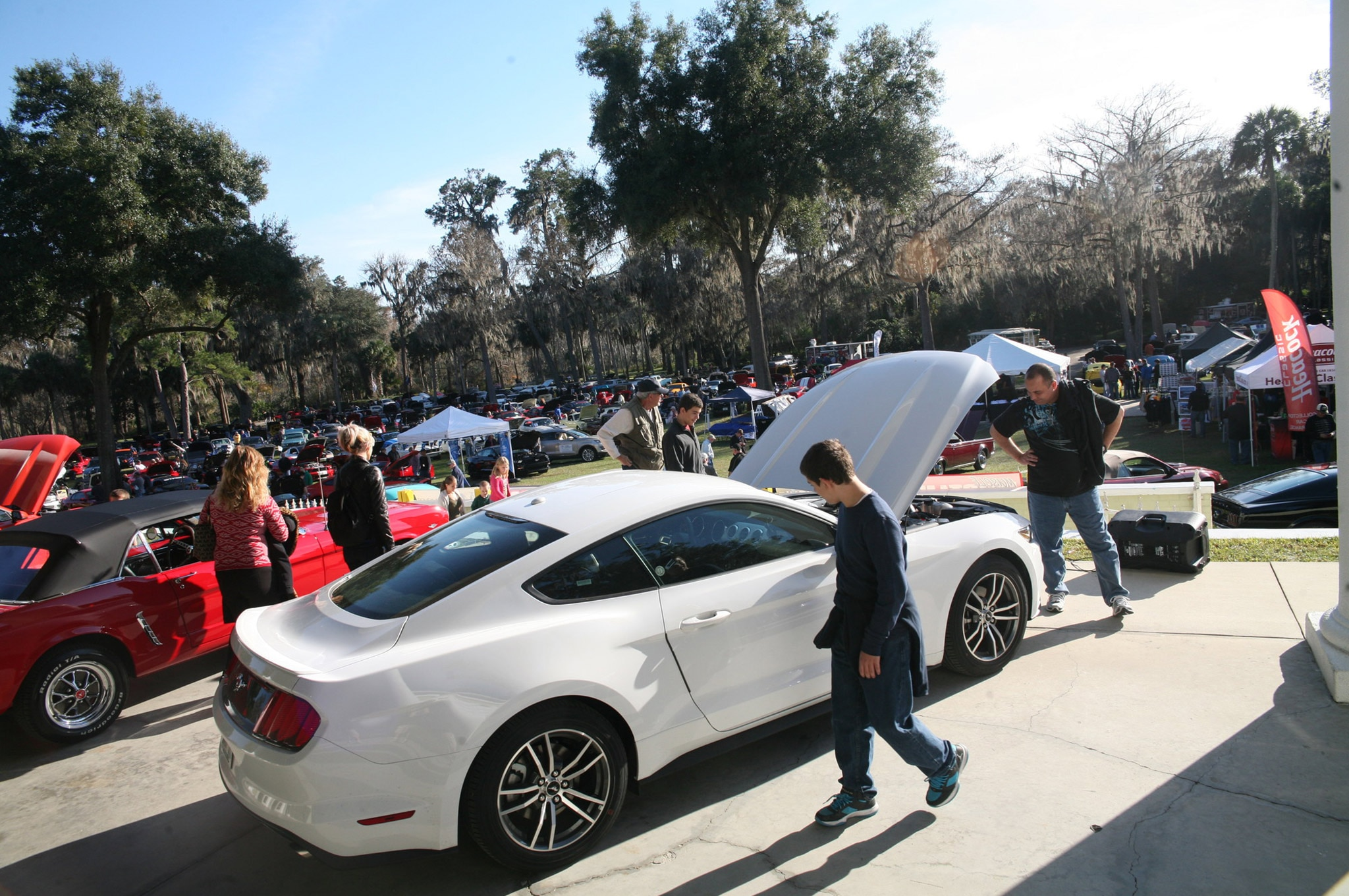 2015 Silver Springs Ford Mustang Roundup Ocala 08