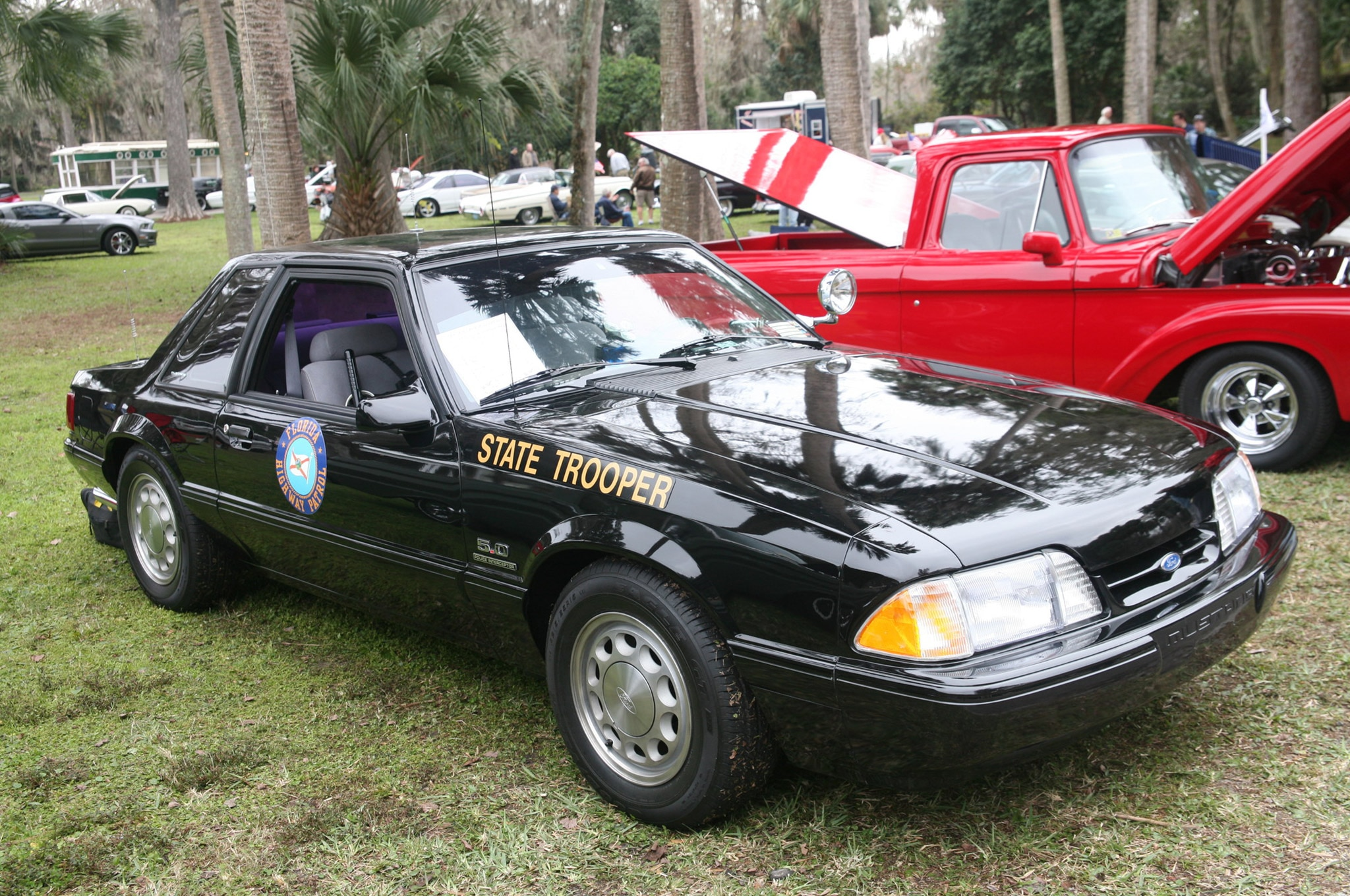 2015 Silver Springs Ford Mustang Roundup Ocala 19a