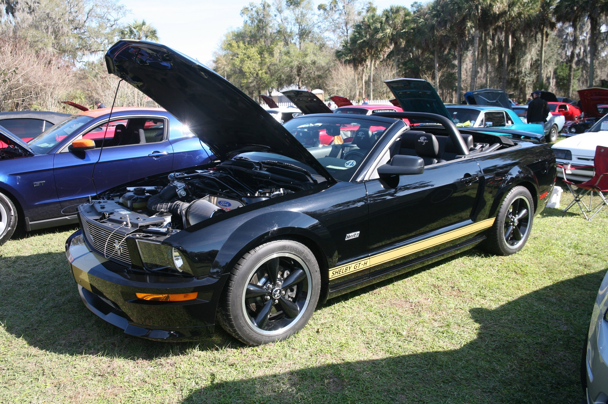 2015 Silver Springs Ford Mustang Roundup 32