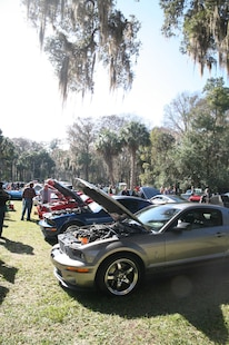 2015 Silver Springs Ford Mustang Roundup Ocala 01d