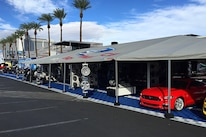 2016 Sema Show Sunday Load In Day 043