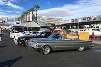 2016 Sema Show Sunday Load In Day 041