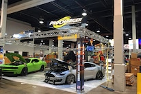 2016 Sema Show Sunday Load In Day 039