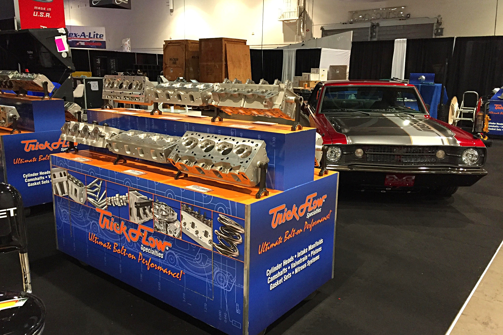 2016 Sema Show Sunday Load In Day 019