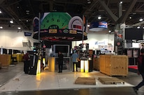 2016 Sema Show Sunday Load In Day 018