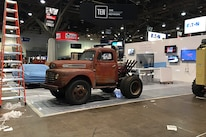 2016 Sema Show Sunday Load In Day 016