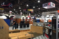 2016 Sema Show Sunday Load In Day 015