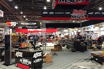 2016 Sema Show Sunday Load In Day 014